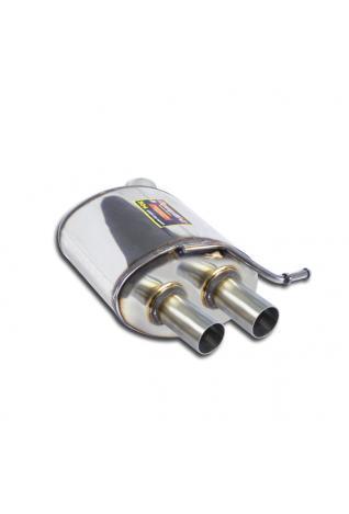 Supersprint Endschalldämpfer Links für Porsche Macan S 3.0 TDi V6
