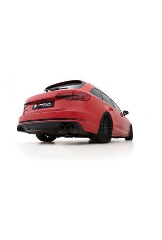 Remus Duplex Klappen Sportauspuff Endschalldämpfer Audi S4 Avant Typ B9 rechts links