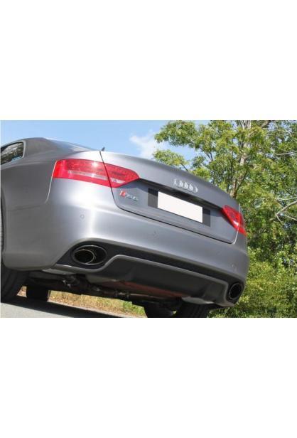 FOX Sportauspuff Endschalldämpfer duplex Audi RS5 8T 115x85mm Typ 38 rechts links