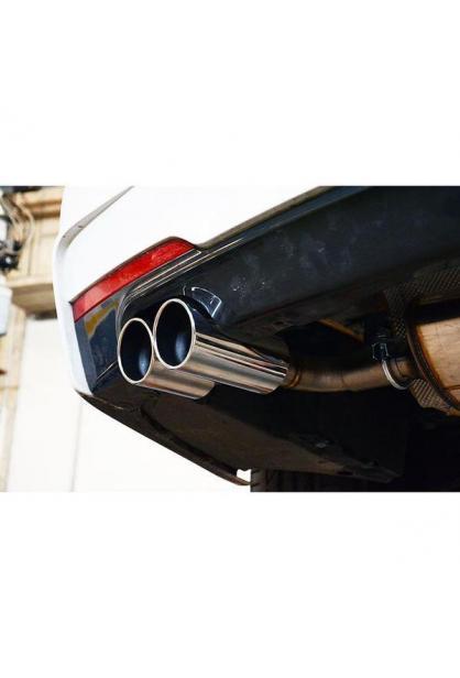 Supersprint Sportauspuff Endschalldämpfer für BMW F36 Gran Coupè 435d xDrive (313 PS) 2014
