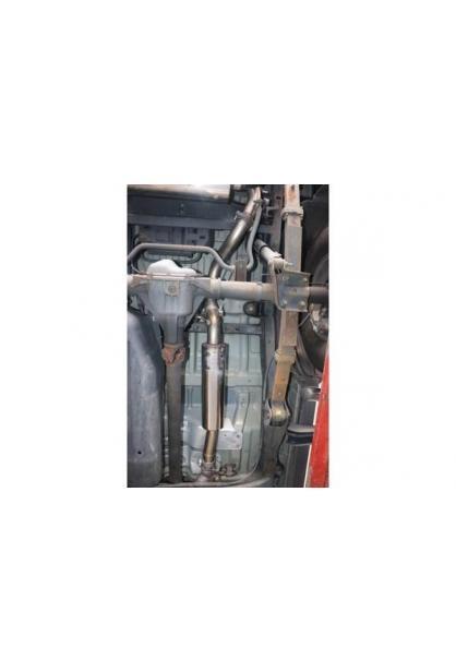 FOX Vorschalldämpfer 70mm Hummer H3 5.3 V8 AWD 224 kW / 305 PS