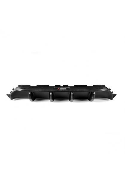 Akrapovic Carbon Heckdiffusor für BMW M5 F90 matt