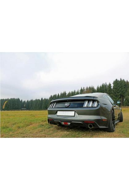 FOX Duplex Racinganlage ab Kat. Ford Mustang Coupe & Cabrio rechts links je 1x100mm Typ 25