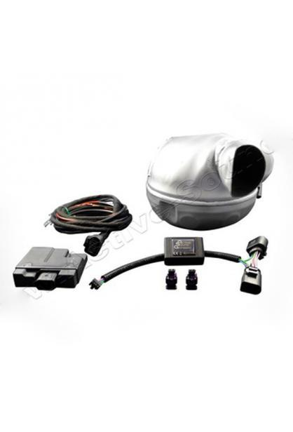BMW 5er E60 E61 Active Sound Komplett Set inkl. Soundverstärker und App Steuerung
