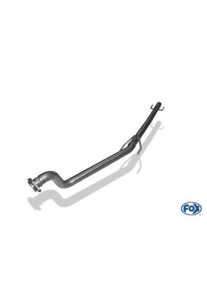 FOX Vorschalldämpfer-Ersatzrohr Opel Astra G Fließheck u. Stufenheck u. Caravan Bj. 98-04 1.4l bis 2.2l u. 1.7l TD bis 2.2l Dti
