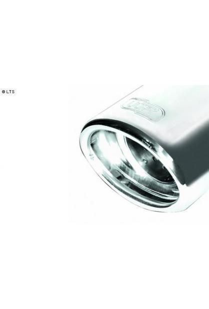 ULTER Sportauspuff Fiat Panda 4x4 ab Bj. 03 1.2l - 1 x 95x65mm oval