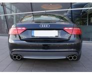 Audi S5 Typ B8 Coupe ab Bj. 07 4.2l  EISENMANN Sportauspuff rechts links je 2 x 83mm - RACE Version