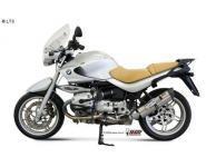 Mivv Sport-Line Suono Edelstahl Schalldämpfer Slip on für BMW R 1150 R - ab Bj.00