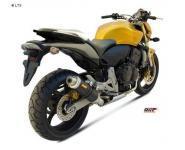Mivv Sport-Line GP Carbon Endschalldämpfer Slip on für HONDA FMX 650 ab Bj. 05