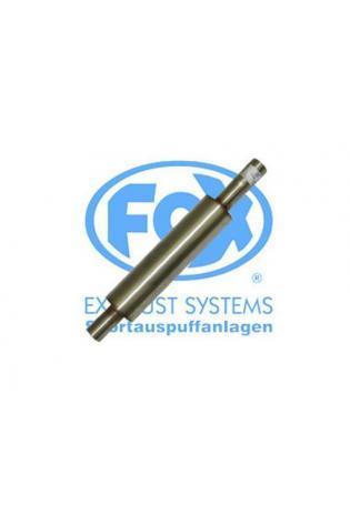 FOX Vorschalldämpfer Edelstahl VW Golf 4 Cabriolet  Bj. 97-06  1.6l  1.8l  2.0l  1.9l TDI