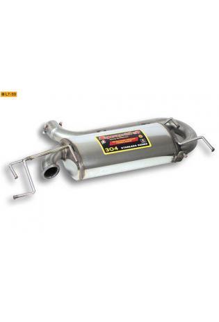 Supersprint Sportauspuff Hauptschalldämpfer - VW GOLF IV 4-Motion 1.8i - 2.0i - 2.3i VR5 - 2.8i VR6 - 3.2i RSi - 1.9TDi