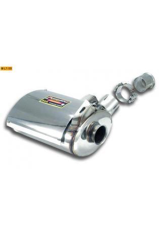 Supersprint Sportauspuff Endschalldämpfer ohne Endrohr rechts - Lamborghini Gallardo Coupe u. Spider 5.0i Bj. 06-08