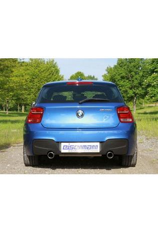 EISENMANN Sportauspuff Race Version BMW 1er F20 M135i - rechts links je 1 x 90mm