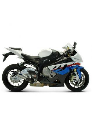 Termignoni Slip On ovale Form, Version Titan/Titan für BMW S 1000 RR ab Bj. 10