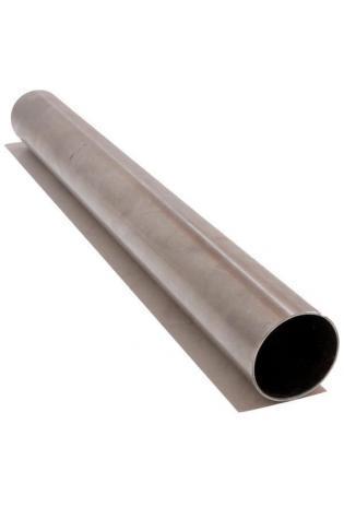 Universalrohr Edelstahlrohr ungeweitet Ø 55mm (d1) Länge 1500mm