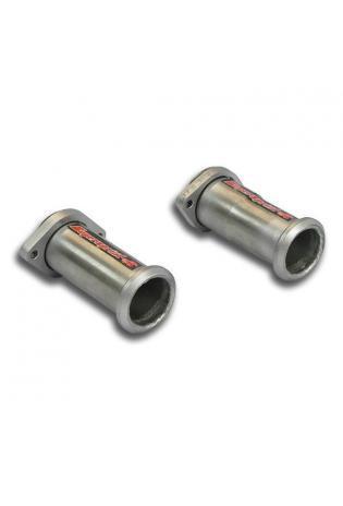 Supersprint Verbindungsrohrsatz für Serienkatalysator auf VSD BMW 7er E32 740i