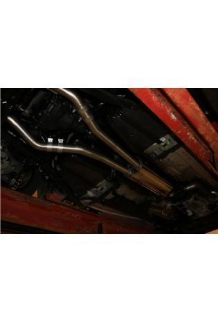 FOX Sportauspuff Vorschalldämpfer für Ford Mustang Coupe & Cabrio