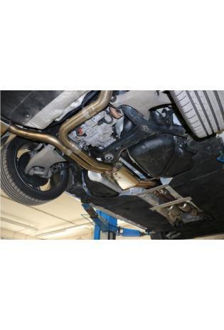 Fox Sportauspuff Vorschalldämpfer für Audi S8 Typ 4H ab 2012
