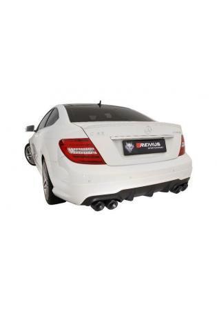 REMUS Duplex Racing Sportauspuffanlage ab Kat. Mercedes-Benz C63 AMG W204 u. S204