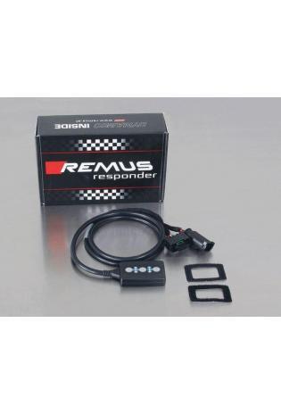 REMUS Responder - Verbessertes Anprechverhalten, Mehr Dynamik Audi A3 A4 A5 A6 A7 Q5 Porsche 911 Boxster Cayman Panamera Macan