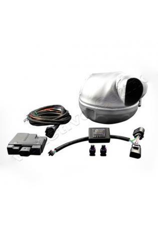 Komplett-Set Active Sound inkl. Soundverstärker und APP-Steuerung - Audi A1 8X
