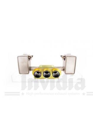 Invidia Titanium Anlage ab Kat Ferrari 458 Italia und Spider