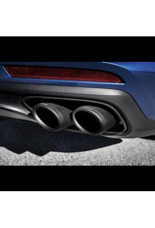 Akrapovic Carbon Endrohrset PORSCHE 971 Panamera GTS Turbo Sport Turismo E-Hybrid/Turismo