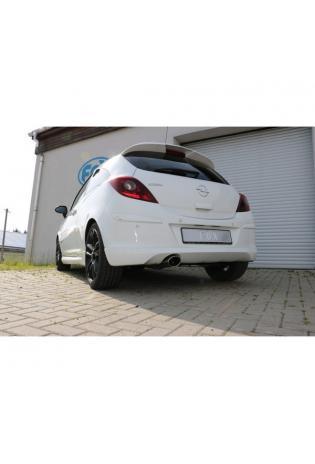 FOX Racinganlage ab Kat. Opel Corsa D Sportheck und OPC Line 115x85mm Typ 32