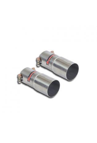Supersüprint Verbindungsrohrsatz für die Serien Mittelschalldämpfer Mercedes SLK R172 200CGI