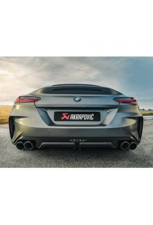 Akrapovic Evolution Link pipe set Edelstahl BMW Z4 M40i Verbindungsrohre