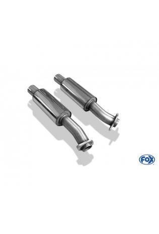 FOX Sportauspuff Vorschalldämpfer Lexus RC F 5.0l