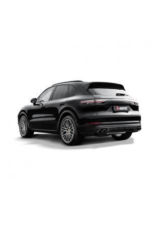 Akrapovic Soundkit zur Klappensteuerung für Porsche Cayenne 536