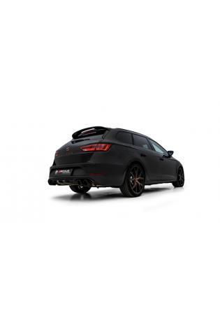 Remus Duplex Sportauspuff Anlage ab Kat. Seat Leon Typ 5F Cupra ST 4drive ab Bj. 2019 je 2x102mm