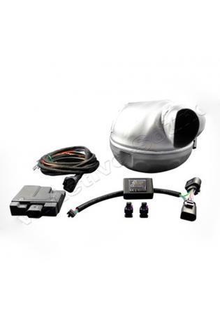 Mercedes Benz C-Klasse W205 Active Sound Komplett Set inkl. Soundverstärker und App Steuerung