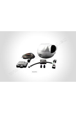 Nissan Navara III D40 Active Sound Komplett Set inkl. Soundverstärker und App Steuerung