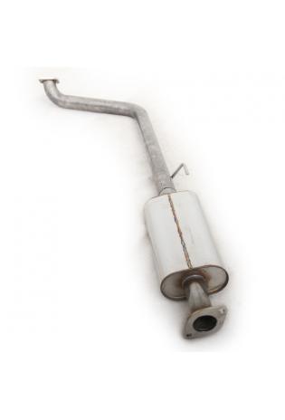 FOX Sportauspuff Vorschalldämpfer Hyundai Kona 2WD 1.6l