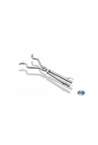 FOX Sportauspuff  X-Pipe / Vorschalldämpferersatzrohr Ford Explorer Typ WUJ