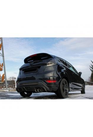 FOX Racinganlage ab Kat. Ford Fiesta VII Fiesta VII Sport 1.2l bis 2009 2x80mm Absorber