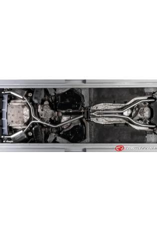 Ragazzon Klappen Racinganlage ab Kat rechts links AUDi S5 Typ F5 Coupe 2x102mm