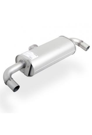 REMUS Duplex Power Sound Schalldämpfer mit Klappensteuerung Mazda MX-5 Typ NC1 1.8l  2.0l