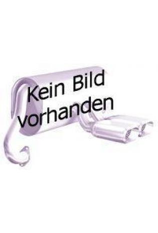 Supersprint Sportauspuff Endschalldämpfer Citroen C3 1.4i