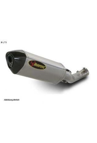 Akrapovic Sportauspuffanlage der Racing-Linie inkl. hexagonalen Schalldämpfer kurz 350mm mit Titan Außenhülle YAMAHA YZF 1000 R1 - Bj.98-01