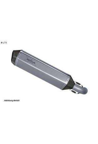 Remus Schalldämpfer Typ HexaCone mit Edelstahl Außenhülle slip on Anschluß 45mm YAMAHA YZF- R6 - ab Bj.08
