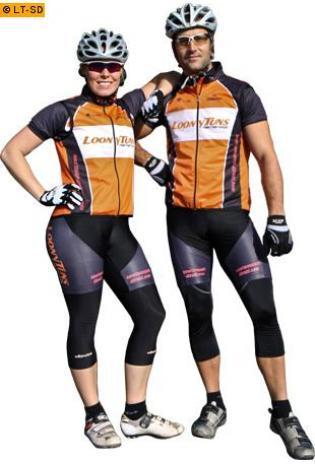 Loony Tuns BikeWear Fahrrad Weste