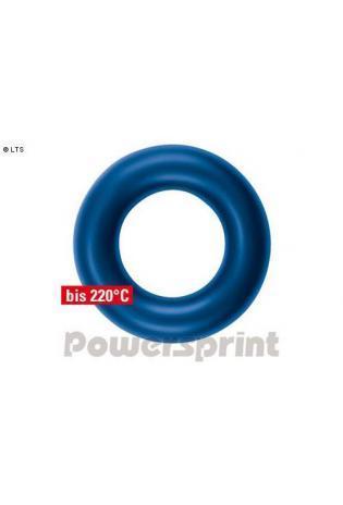 Powersprint Auspuffgummi aus Hochleistungs-Silikon - rund, AußenØ 60 mm