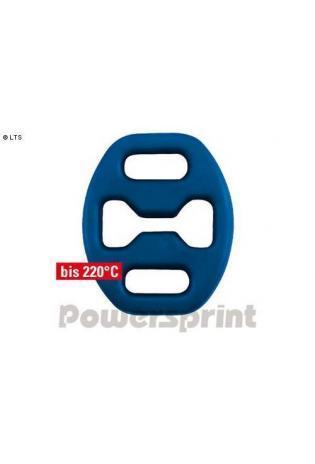 Powersprint Auspuffgummi aus Hochleistungs-Silikon - AußenØ 45 x 55 mm