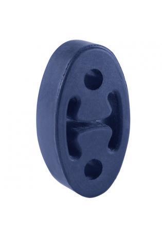 Powersprint Auspuffgummi aus Hochleistungs-Silikon - AußenØ 50 x 72 mm