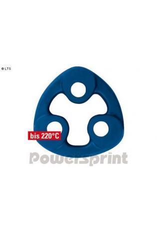 Powersprint Auspuffgummi aus Hochleistungs-Silikon - AußenØ 60 mm