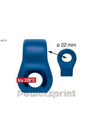 Powersprint Auspuffgummi aus Hochleistungs-Silikon - AußenØ 42 x 60 mm