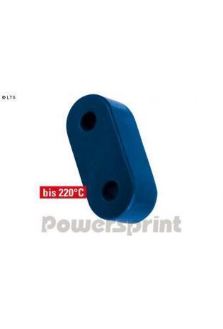 Powersprint Auspuffgummi aus Hochleistungs-Silikon - AußenØ 40 x 90 mm